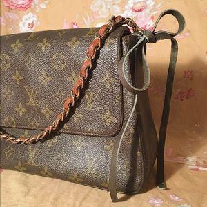 Handbags - Reworked Faux VTG Bag